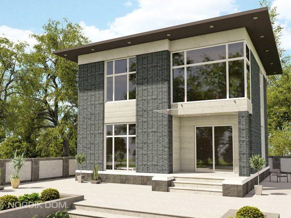 Дизайн дома N-147