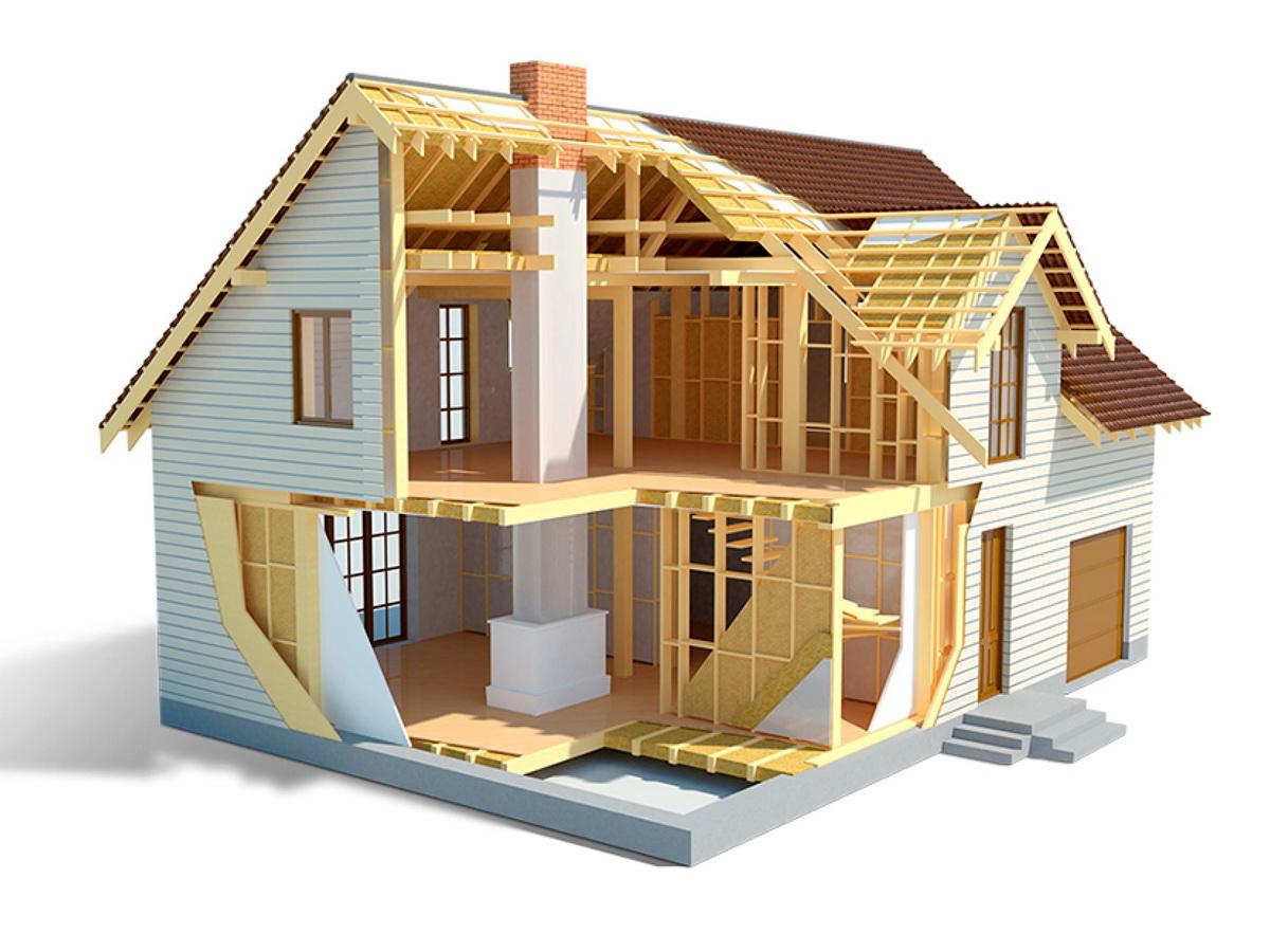 Строительство каркасных домов Lenstroydom.ru